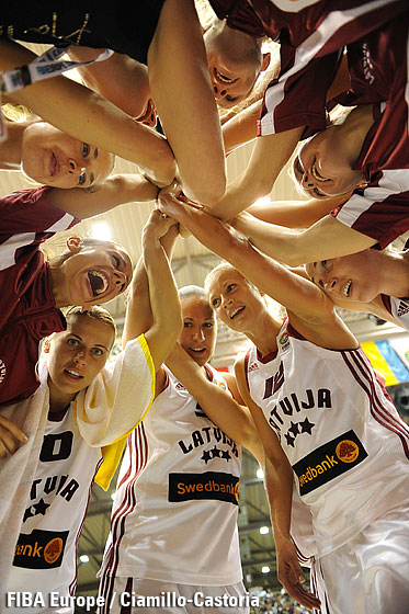 Team Latvia